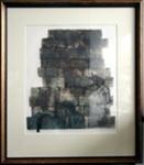 Wailing Wall; Louis Lozowick (American, born Russian 1892-1973); 1968; 6056