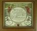 Geburts und Taufschein (Birth and Baptismal Certificate for Johannes Plath); probably H.W. Villee (American, 19th century); 1796; 1989