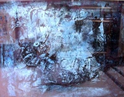 Picador; John Potter Wheat (American painter, 1920-1980); c. 1966; 2015.00.1756