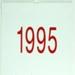 Calendar--L'Afrique des Createurs (1995); Unknown; 1995; EC547