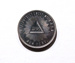 Adelphic Council 50th Anniversary medal; Unknown; 20th Century; 2012.00.40