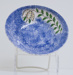 Saucer; Unknown (English); 19th Century; 2013.00.160