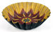 Crimped bowl; 1950-1985; 2015.00.82