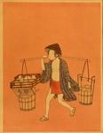 The Water Vendor; Suzuki Harunobo (Japanese printmaker 1725-1770); n.d.; EC150JP