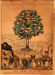 The Tree of Life; Charles Currier (American lithographer, 1818-1887); after 1866; 2454