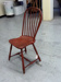 Bowback side chair; Unknown; 1790-1820; ec1066