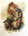 Isaiah; Reuven Rubin (Israeli painter, 1893-1974); 1973; 5521