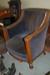 Armchair; Unknown; 1900-1940; EC1027