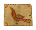 (Yellow and Red Bird); Unknown; 19th C; 8862