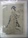 Japanese print of woman with fan; Utagawa Toyokuni (Japanese printmaker, active 1769-1825); n.d.; EC60JP