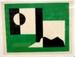 Landscape with Green; Helen Gerardia (Russian-American 1903-1988); c. 1968; 5124