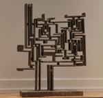 Iron Maize; Kenneth M. Hoak (American sculptor, b. 1934); c. 1960; 2015.00.1535