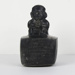 [Chimú stirrup spout vessel with seated figure]; c. 1200 CE; Peru; 2015.00.1752
