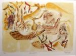 Rosh Hashonah; Chaim Gross (Austrian-America 1904-1991); 1968; 5028