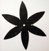 Flower Quilt Template; 2015.00.1127