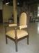 Gothic Armchair; Unknown; 1840s; EC1057