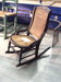 Child's rocking chair; Unknown; late 19th or early 20th century; ec1002