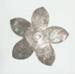 Flower quilt template; 2013.00.274