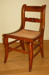 Side chair; 1840-1860; ec1052