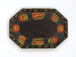Painted Tinware Tray; Unknown; 19th century; 8909