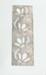 Floral stencil quilt template; 2013.00.278