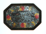 Painted Tinware Tray; Unknown; 19th century; 8899