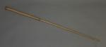 Walking stick with concealed fan; c. 1900; LDFAN2018.14