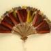 Feather Fan; c. 1980; LDFAN2010.110