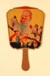 Advertising fan for 666, USA; c.1930; LDFAN2003.197.Y