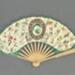Fan advertising the Spanish Lottery Spain, c. 1950; LDFAN2009.4