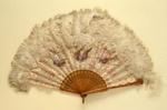 Folding Fan; c. 1905; LDFAN2012.46