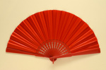 Folding Fan; Brevettato; 1970s; LDFAN1994.29