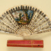 Folding Fan & Box; c. 1805; LDFAN2004.8