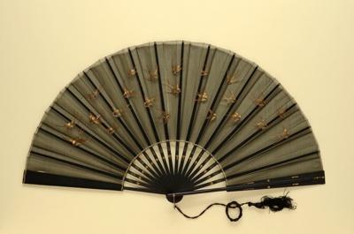 Folding Fan; LDFAN1989.25