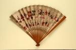 Folding Fan; c. 1900; LDFAN2011.60