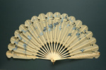 Palmette Fan; c. 1890; LDFAN2001.5