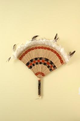 Fixed Fan; c. 1990; LDFAN1997.24