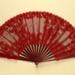 Folding Fan; c. 1880; LDFAN1994.187