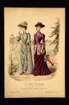Fashion Plate; 1891; LDFAN1990.58