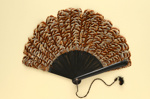 Fontange Feather Fan; c. 1920; LDFAN2009.52