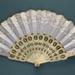 Folding Fan; c. 1850; LDFAN1994.241