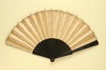 Folding Fan; c. 1880; LDFAN2003.370.Y