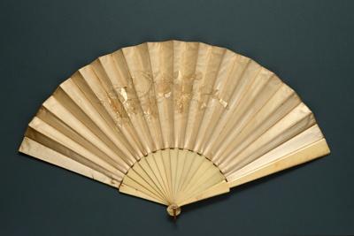 Folding Fan; LDFAN1987.14