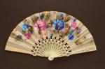 Folding Fan; c.1960; LDFAN1994.37