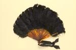 Feather Fan; c. 1920-1930; LDFAN1996.8