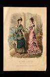 Fashion Plate; Anais Toudouze, Reville; 1878; LDFAN1990.95