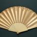 Folding Fan; c. 1880; LDFAN1994.89