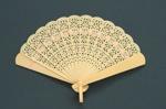 Brisé Fan; c. 1914; LDFAN2003.75.Y