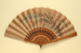 Duvelleroy fan with monture by Podani; Duvelleroy; c. 1880s; LDFAN2012.53