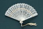 Brisé Fan; c.1960; LDFAN2003.386.Y